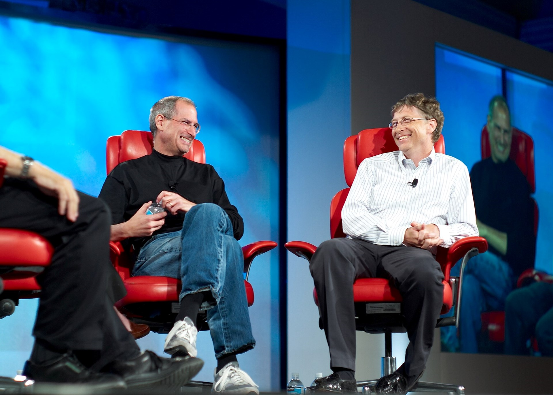 Why Steve Jobs, not Bill Gates, Was the True Education