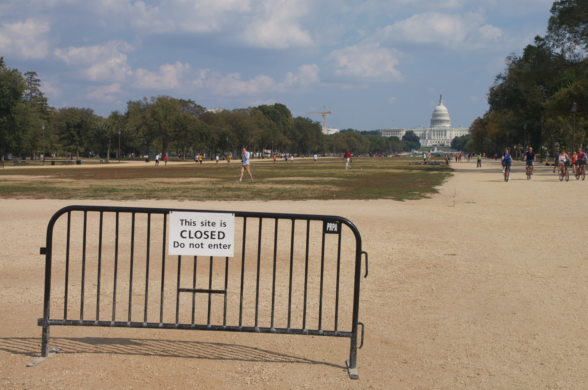 """There's No """"Lost"""" Economic Growth During Government Shutdowns"""