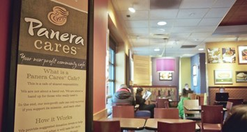 "Panera's Utopian ""Pay What You Can Afford"" Experiment Meets a Predictable End"