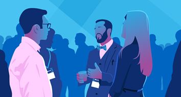 Why You Should Go to More Conferences and Fewer Networking Events to Build a World-Class Network