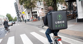 How Uber Is Quietly Becoming One of the World's Largest Food-Delivery Services