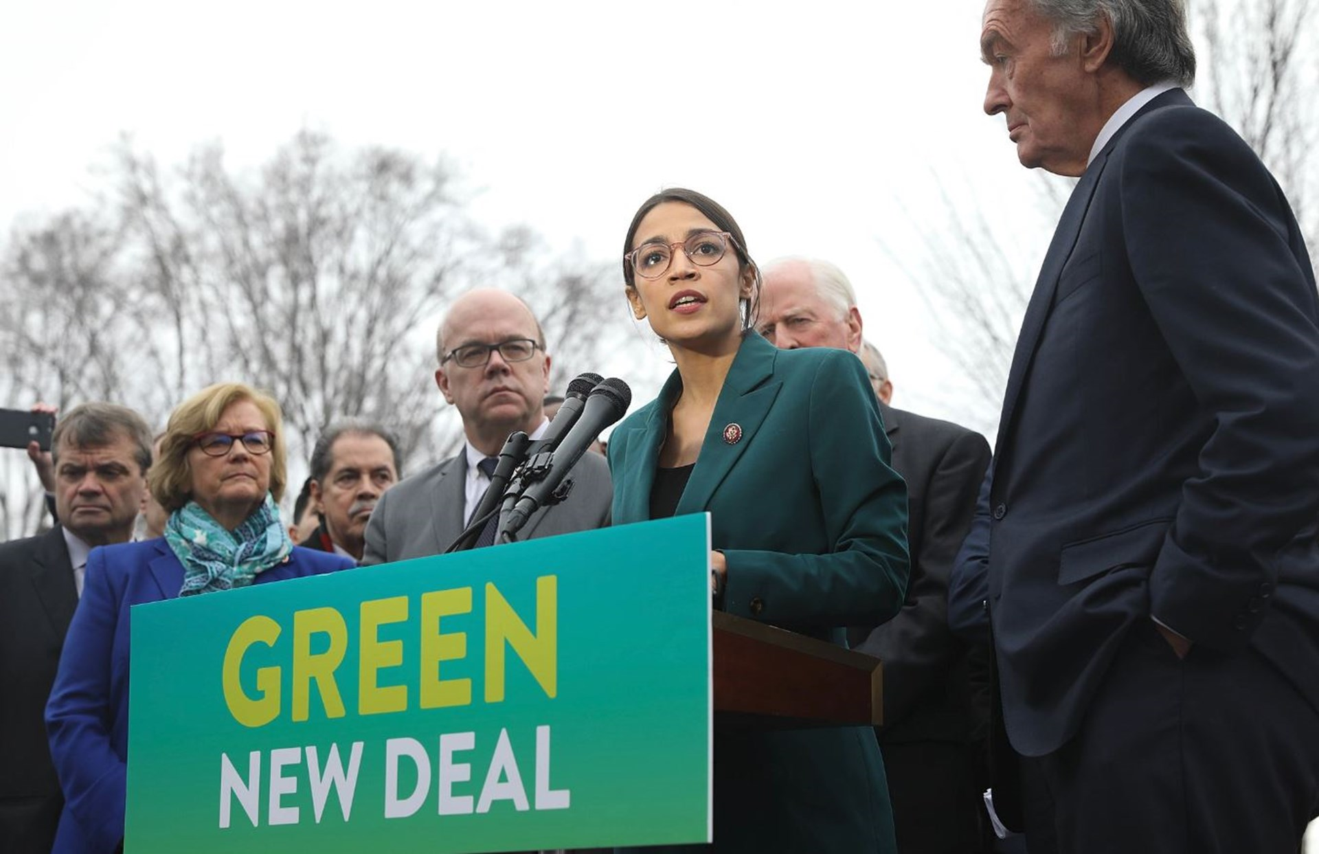 Green New Dealers