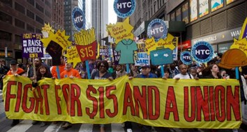 $15 Minimum Wage Laws Are Wiping Out Jobs in New York and Illinois