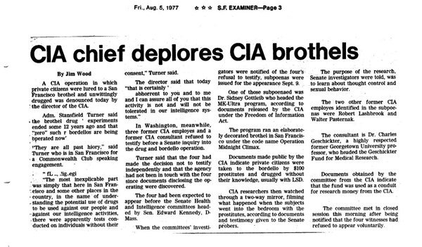 8 Cases That Show the FBI and CIA Were Out of Control Long