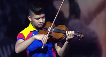 Wuilly Arteaga: The Violinist of the Venezuelan Resistance