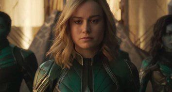 Marveling at Captain Marvel's Grit
