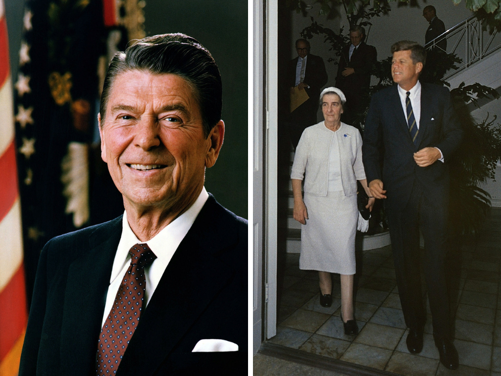 The Presidents Who Oversaw the Biggest Economic Booms Since the 50s