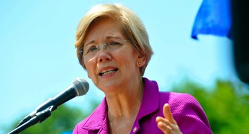 Save Amazon from Elizabeth Warren