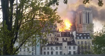 The Burning of the Notre-Dame Cathedral: A Stoic Lesson in Memento Mori