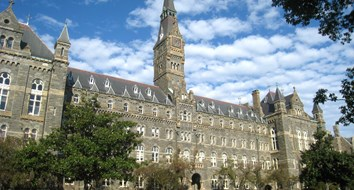 Did Georgetown Students Really Overwhelmingly Vote for Slavery Reparations?
