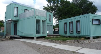 Shipping Containers Make Surprisingly Nice Homes