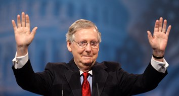 Mitch McConnell Wants to Raise the Tobacco Age to 21