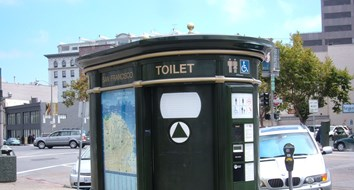 San Francisco Has Pay Toilets—and They're Spectacular