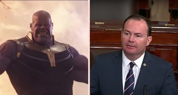 Thanos Was Wrong about Resources; Sen. Mike Lee Was Right