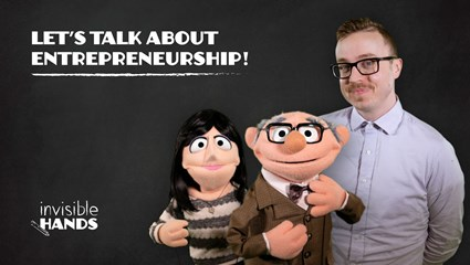 Let's Talk About Entrepreneurship!