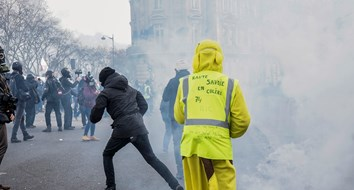 French Protesters Learn Bastiat Was Right about the Law