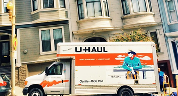 U-Haul Rates Suggest Migration from California to Texas Is Accelerating