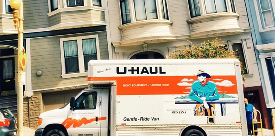 U-Haul Rates Suggest Migration from California to Texas Is