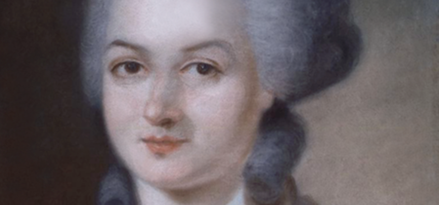 Georges Danton meet the heroine of the french revolution you never heard of