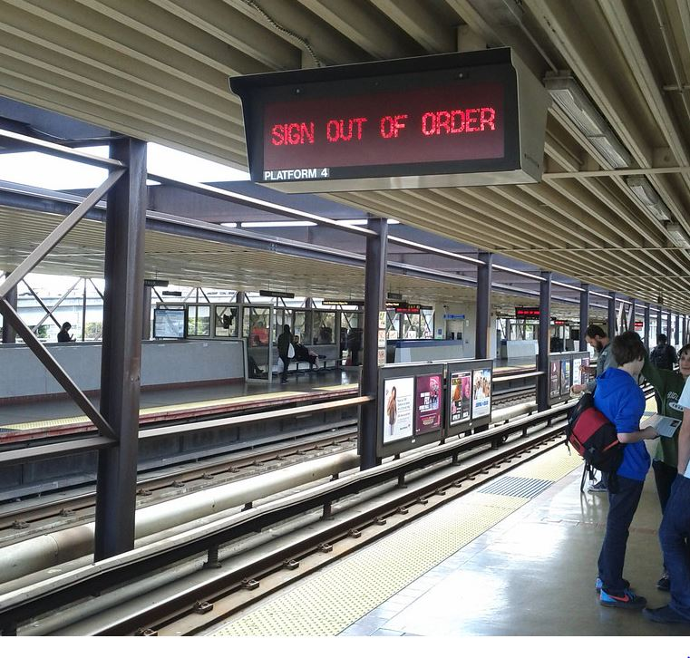 Why Does the US Transit System Have a $100 Billion Maintenance Backlog?