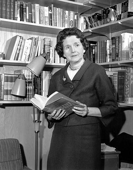 "Misreading Rachel Carson's ""Silent Spring"""