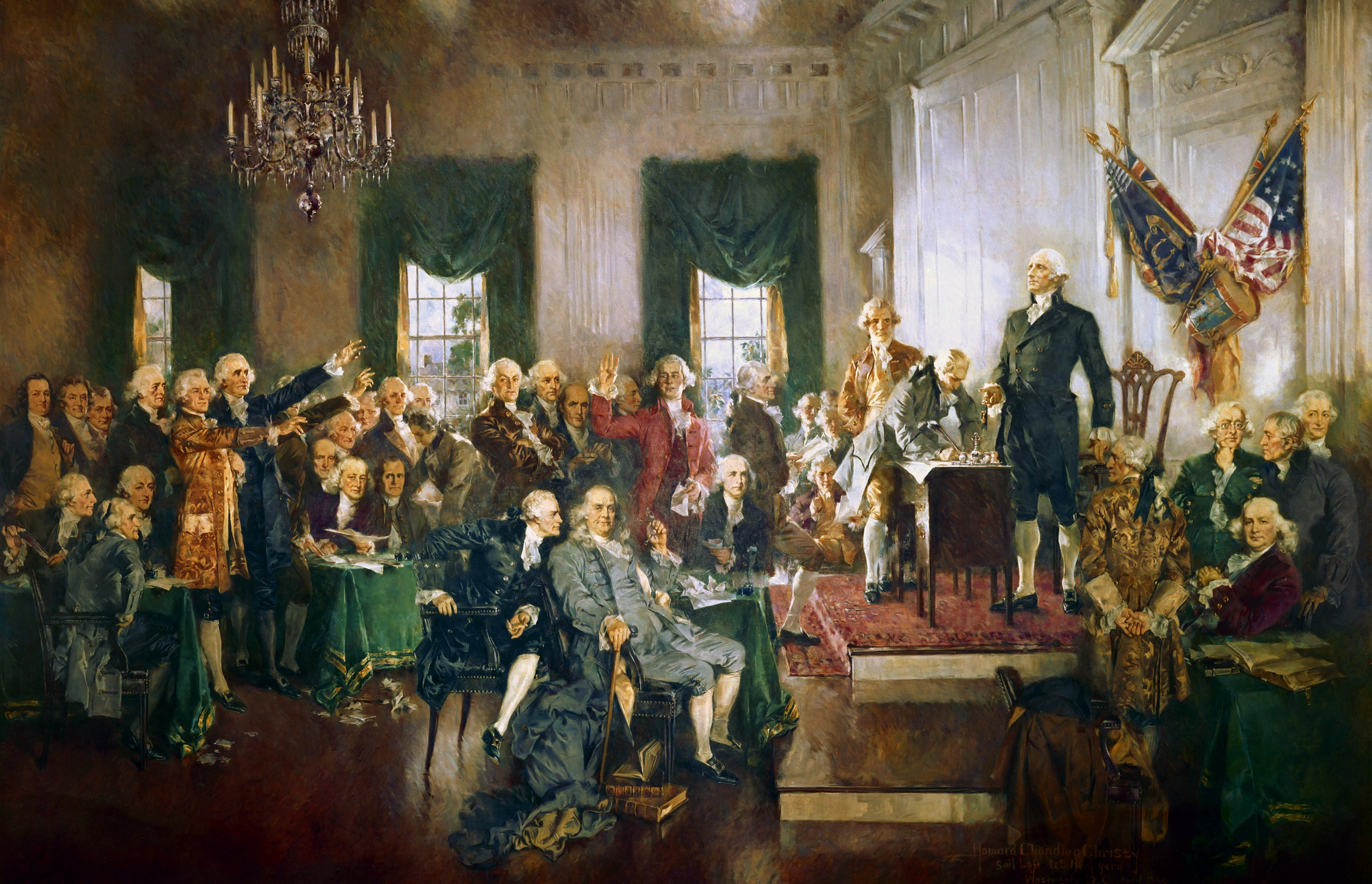5 Facts about the U.S. Constitution