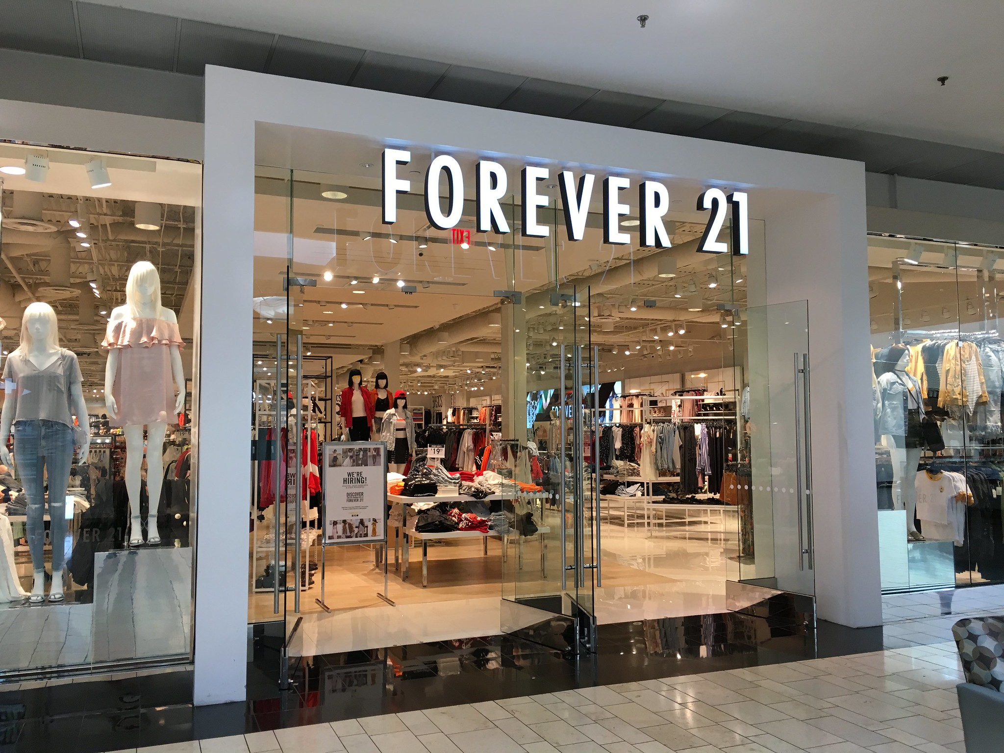 Why Forever 21's Bankruptcy Doesn't Spell the End of Brick-And-Mortar Retail