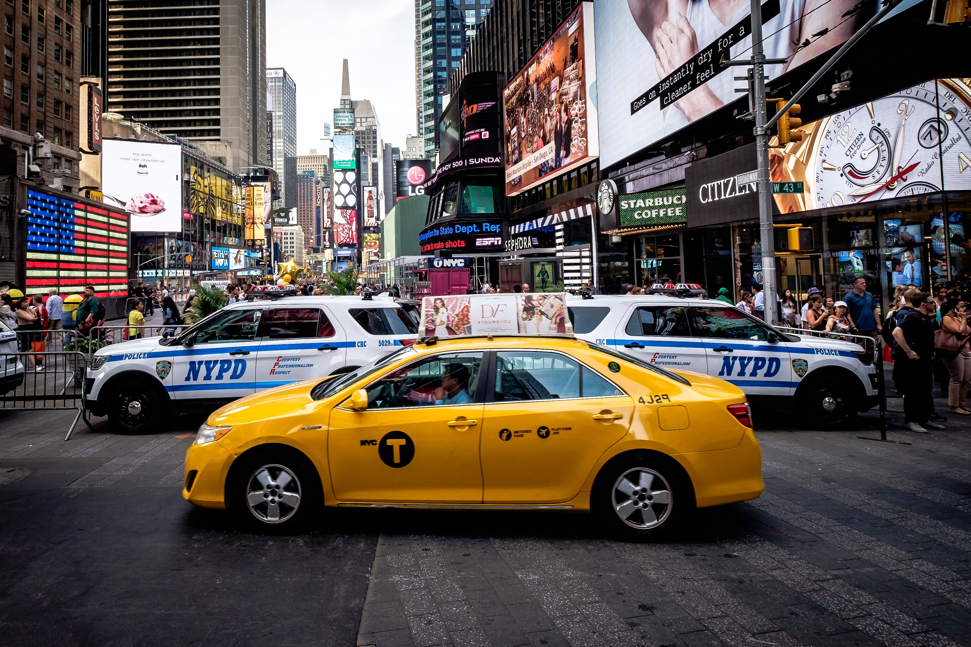 How Cronyism Created New York City's Taxi Medallion Bubble