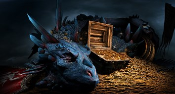 Is Jeff Bezos Smaug the Dragon?