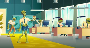 3 Ways to Avoid the Zombie Workplace