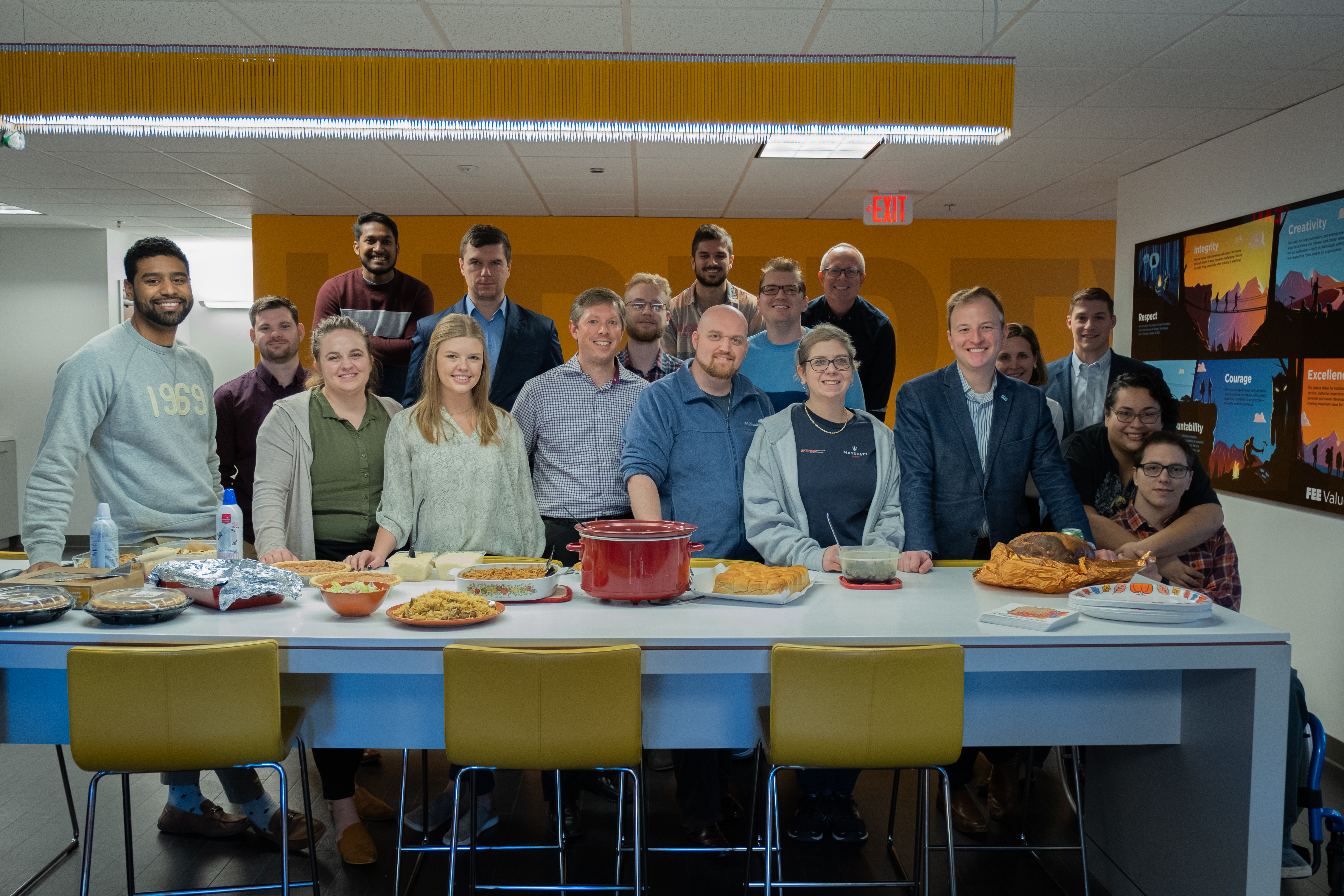 What FEE Staff Is Thankful for This Thanksgiving