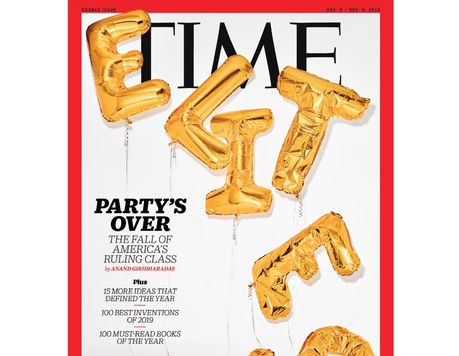 My Response to Time Magazine's Cover Story on Capitalism