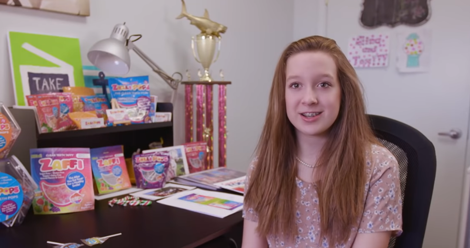 How This Teen Entrepreneur Created a Million-Dollar Candy Empire [VIDEO]
