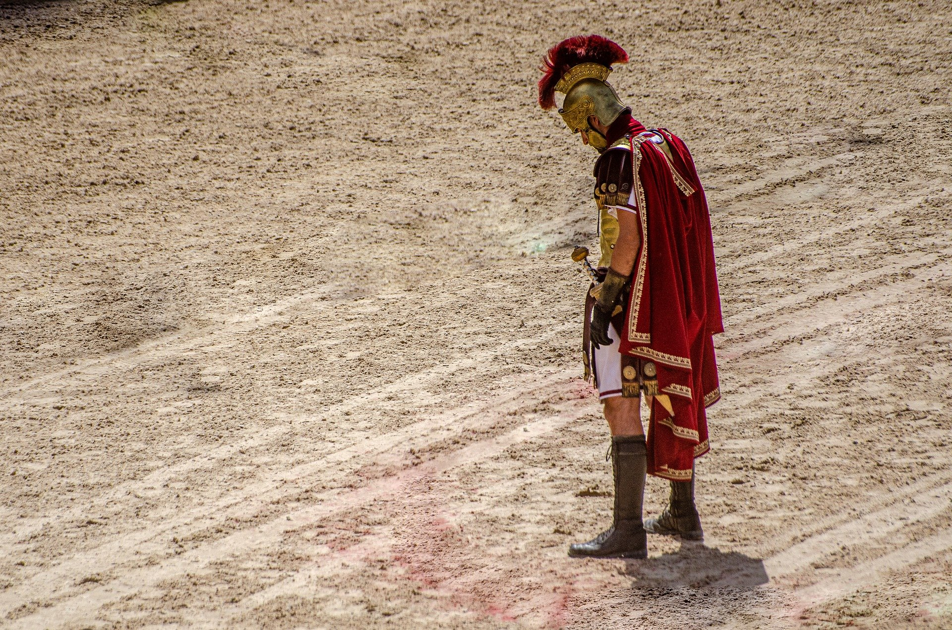 How a Lowly Monk Ended Rome's Bloody Gladiator Duels