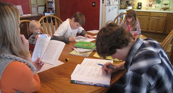 """We"" Should Not Regulate Homeschooling"