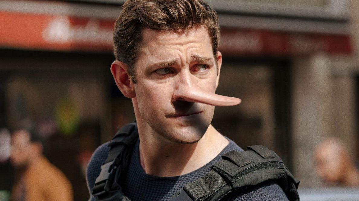 'Jack Ryan' Gets 4 Pinocchios on Venezuela