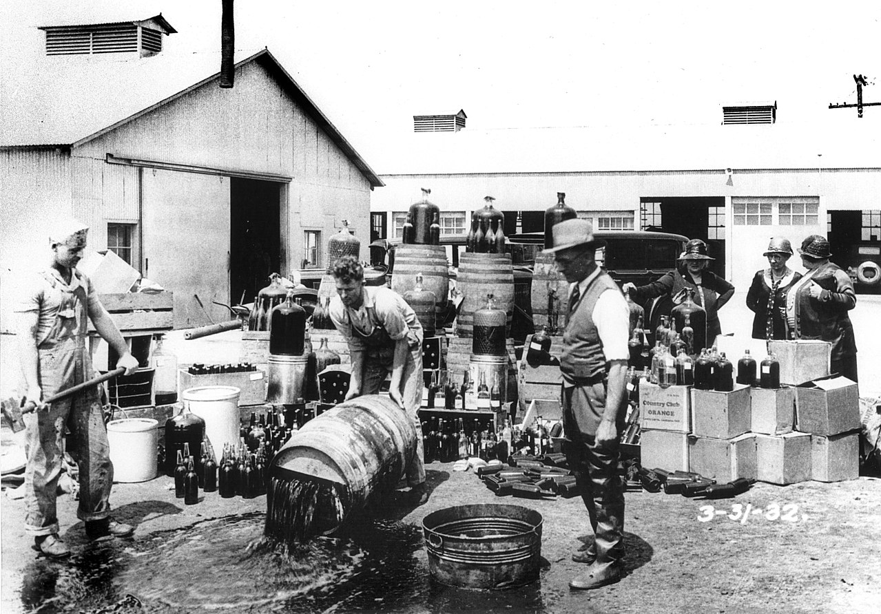 The Volstead Act: A Centennial to Note, Not Toast