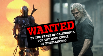 California's Gig Work Law Would Drive the Mandalorian and the Witcher Out of Business