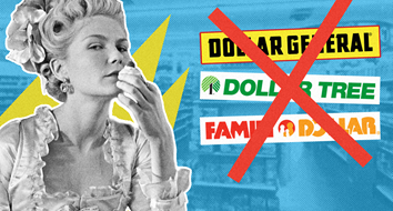 """Let Them Eat Whole Foods"": The Appalling Elitism of Dollar Store Bans"