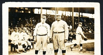 "Rube Foster: ""The Father of Black Baseball"""