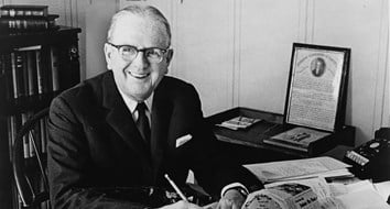 Norman Vincent Peale's Timeless Advice: Take Charge of Your Own Life, First