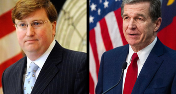 Rigid Lockdowns vs. Relative Freedom: A Tale of Two Southern Governors