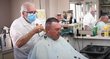One Barber's Successful Lockdown Defiance Shows Why the Separation of Powers Matters