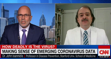 World-Leading Infectious Disease Expert Explains Why Government Lockdowns Should End