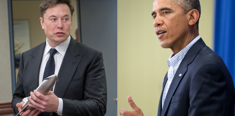Obama Claims Credit for Elon Musk's SpaceX Triumph. Does He Deserve It? | Jon Miltimore