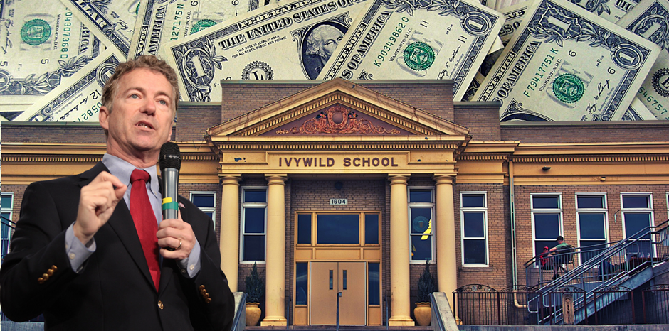 New Rand Paul Plan Would Empower Struggling Families Amid COVID-19 School Closures | Brad Polumbo