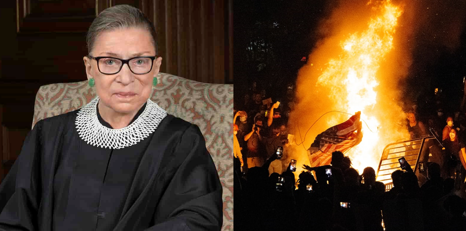 What the Response to Ruth Bader Ginsburg's Death Says about America's Political Future | Dan Sanchez