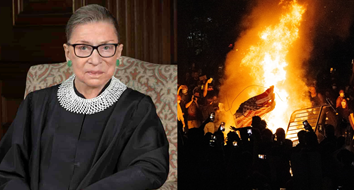 What the Response to Ruth Bader Ginsburg's Death Says about America's Political Future