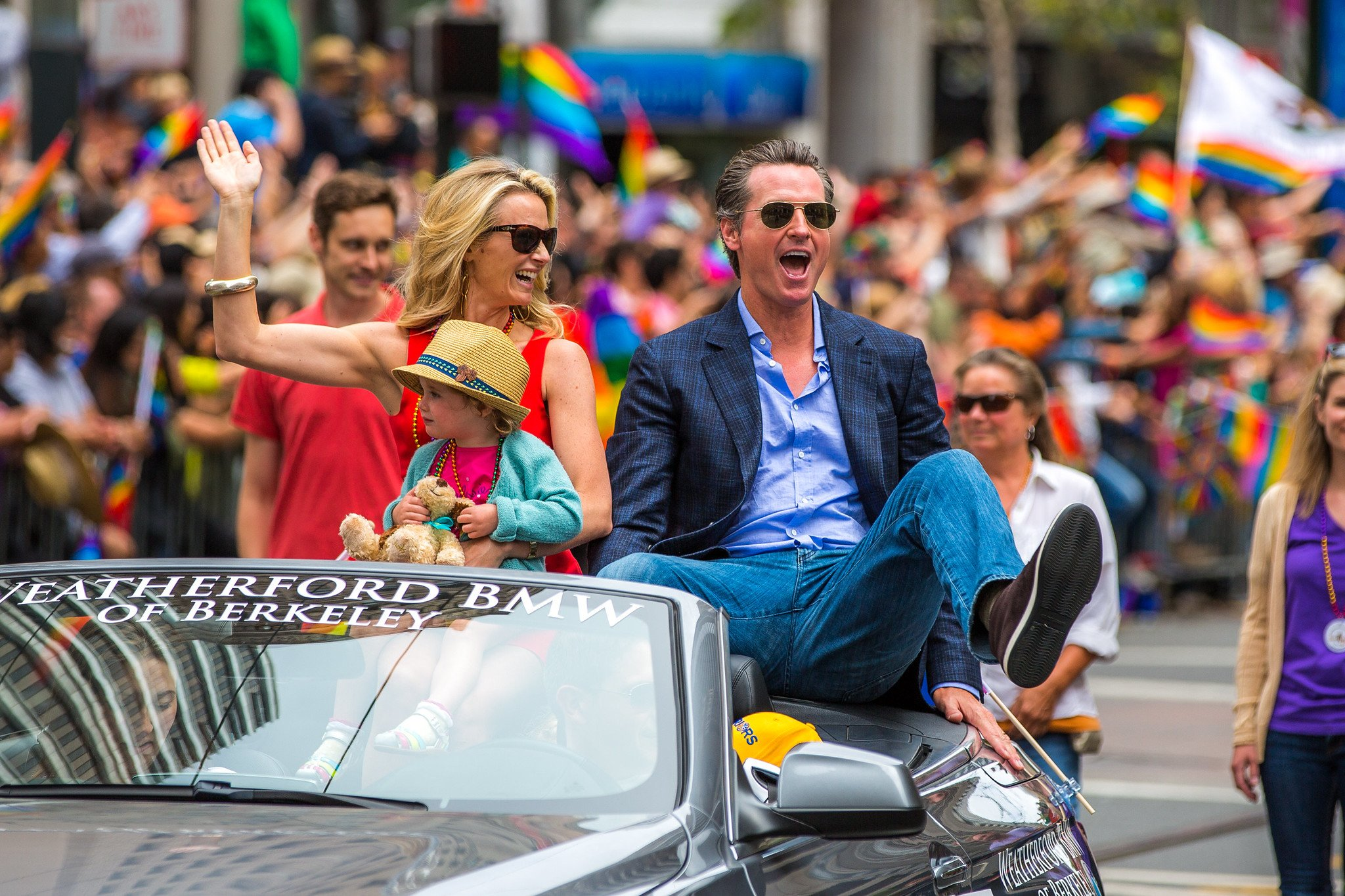 California will house transgender inmates by gender identity, Gov. Gavin Newsom says