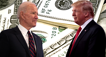 National Debt Will Explode Under Biden or Trump, New Report Shows